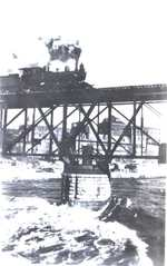 Oswego railroad bridge
