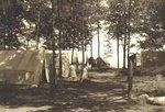 Tents at Camp Shady Shore