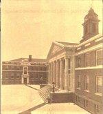 Sheldon Hall, side view, looki