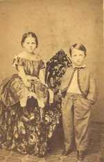 Children of Dr. Hermann Krüsi