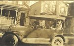 Dr. Joseph Park's car and family