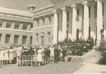 1942 Commencement ceremony