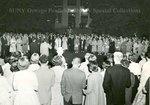 1957 Torchlight Ceremony