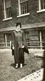 Senior Prom Dress, 1927