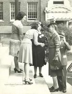 Eleanor Roosevelt's visit