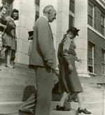 Dr. Swetman, Mrs. Roosevelt