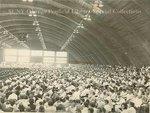 c. 1965 Commencement ceremony