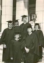 Unidentified graduates
