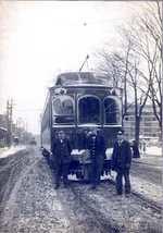 Fulton trolley