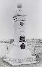 Monument for 147th NY Infantry