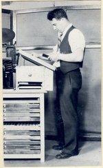 Industrial Arts Print Shop