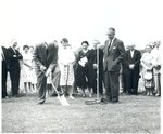 c. Groundbreaking Ceremony