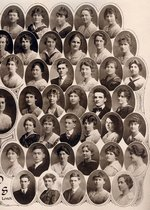 1917 ONS graduating class