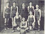 Class of Janury 1922 / 1920-1921 Basketball Team