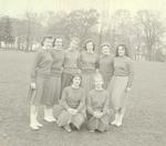 Unidentified women students