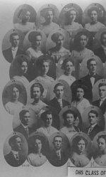 1910 Oswego High School class