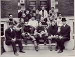 1910-1912 OSN&TS Football Team