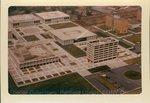 Campus aerial view, 1966