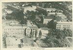 Aerial View -- Oswego Campus, circa 1950