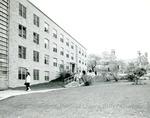 Lonis, Moreland, Hewitt Student Union, Mackin Dining Hall
