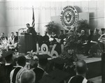 17-05  Graduation / June 1956 / Miss Switzer