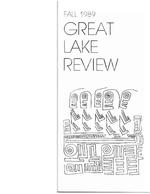 Great Lake Review - Fall 1989