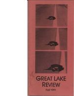 Great Lake Review - Fall 1991