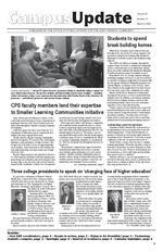 Campus Update. Vol. 16, no. 12
