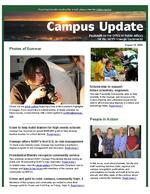 Campus Update August 19, 2009