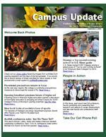 Campus Update  September 2, 2009 -Vol. 21 no. 2  -