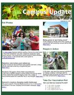 Campus Update September 30, 2009