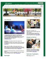 Campus Update November 11, 2009