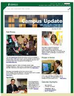 Campus Update  November 25, 2009