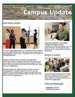 Campus Update March 3, 2010