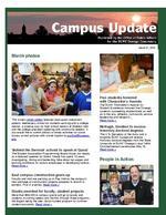 Campus Update  March 31, 2010