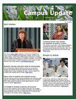 Campus Update April 28, 2010