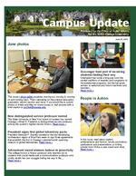 Campus Update June 23, 2010