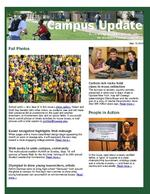Campus Update September 15, 2010