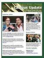 Campus Update September 29, 2010