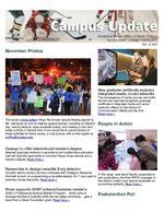 Campus Update November 10, 2010