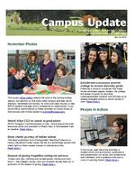Campus Update November 24, 2010