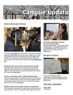 Campus Update December 8, 2010