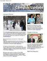 Campus Update February 2, 2011