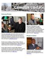 Campus Update February 16, 2011