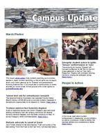 Campus Update March 30, 2011