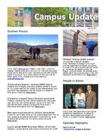 Campus Update  June 22, 2011