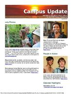 Campus Update July 20, 2011