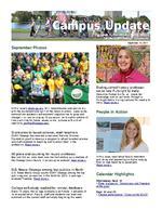 Campus Update September 14, 2011