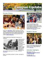 Campus Update  October 26, 2011