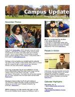 Campus Update November 9, 2011